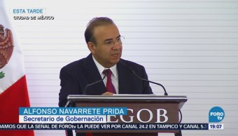 México Protegerá Quienes Estén Vulnerables Navarrete