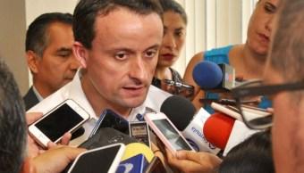 Mikel Arriola propone un observatorio ciudadano, de ganar la elección