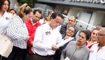 Mikel Arriola propone crear un Observatorio Ciudadano