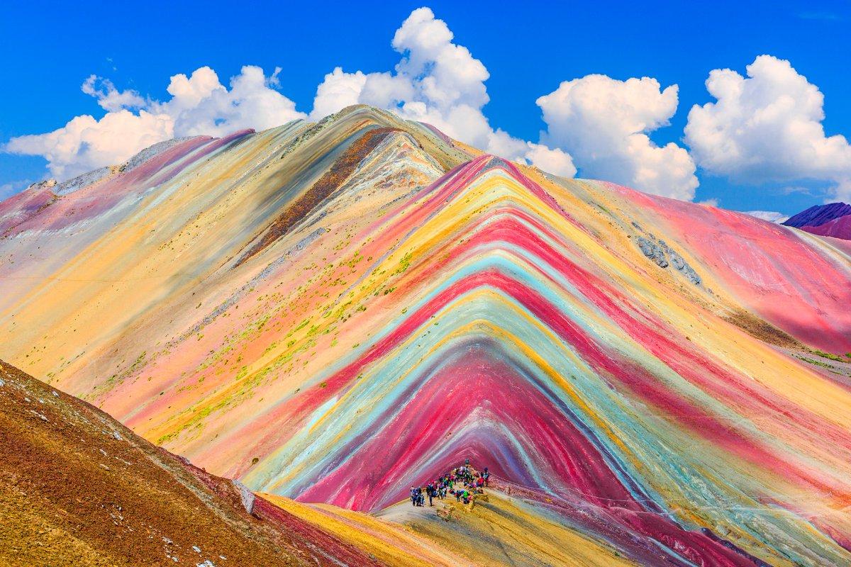 Montaña de Siete Colores será preservada — Martín Vizcarra