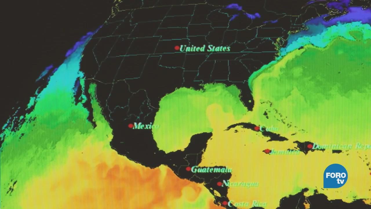Monitoreo Planeta Tierra Desde Espacio Satélites
