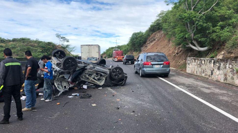Muere candidato suplente a diputado en Guerrero, por choque