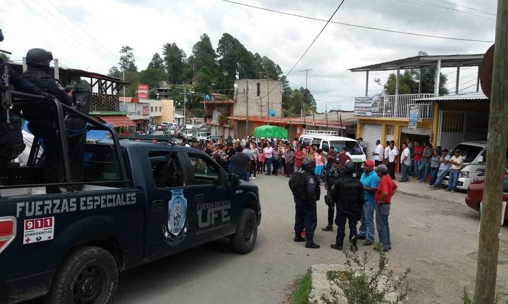Balacera en sierra de Guerrero deja tres muertos