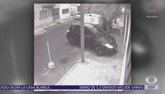 Mujer frustra asalto en la delegación Gustavo A. Madero