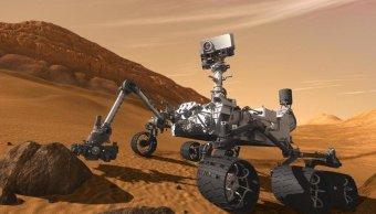 NASA Curiosity encuentra nuevos rastros vida Marte