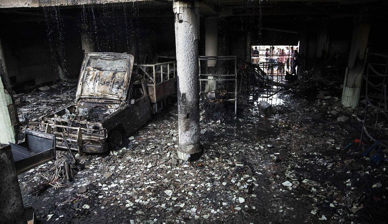 Seis muertos por incendio en Nicaragua