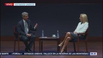 Nielsen: La migración es un problema difícil