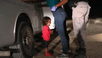 Familiares de niña hondurena en EU desconocen paradero