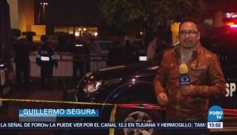 Asesinan Dos Personas Explanada Delegación Venustiano Carranza