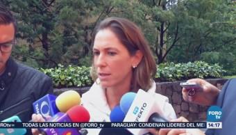 Mariana Boy Pronuncia Favor Legalizar Uso Lúdico Marihuana