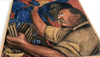 SEIDO devuelve obras de arte al SNTE