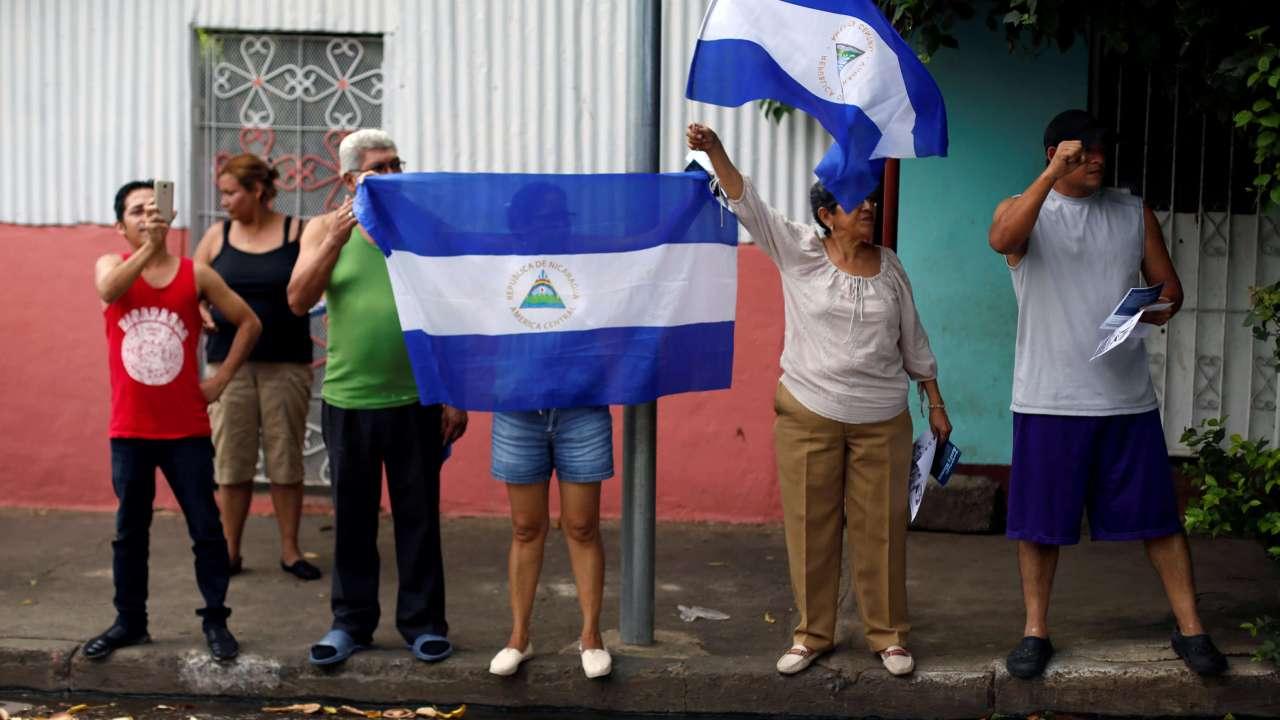 Opositores y presidente Nicaragua reanudarán diálogo