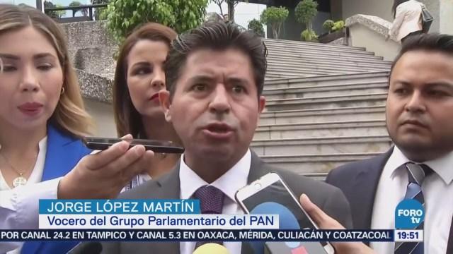 PAN Denuncia Gobernador Coahuila Fepade Riquelme