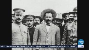 Pancho Villa Héroe Revolución Mexicana