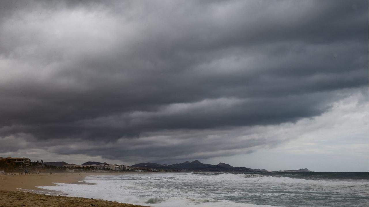 Se forma la tormenta tropical 'Kristy' en el Pacífico