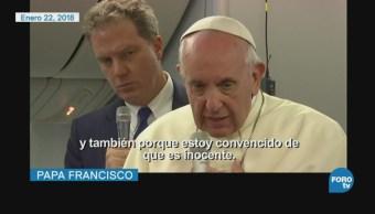 Papa Francisco retira apoyo a la cúpula eclesial chilena