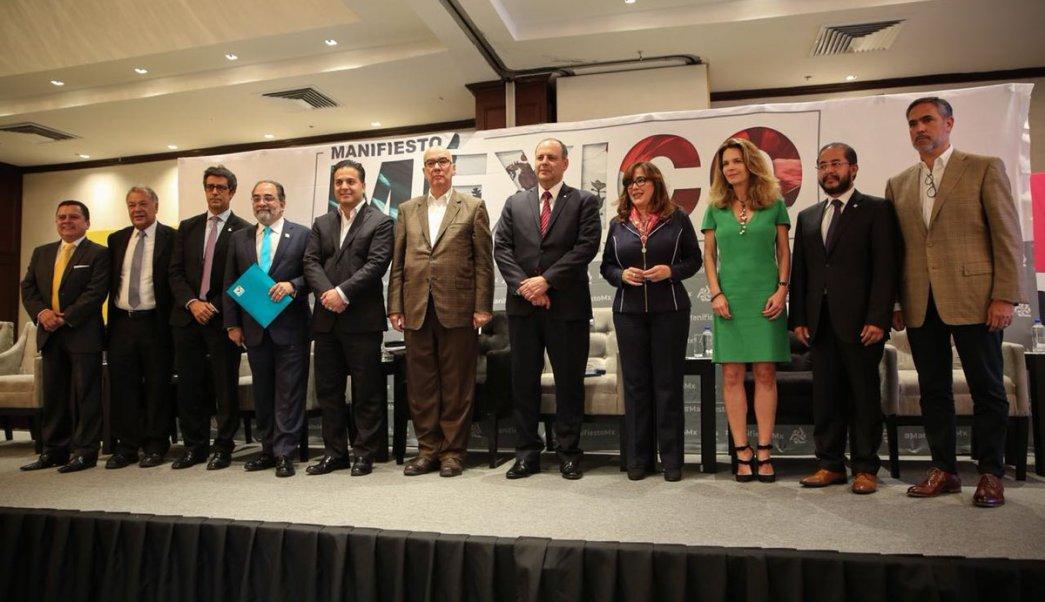 Coparmex pide aprobar reformas estructurales pendientes