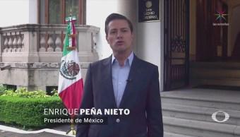 Peña Trump Trudeau Congratulan Mundial 2026