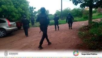 Muere hombre durante ataque en casa de campaña en Chilapa