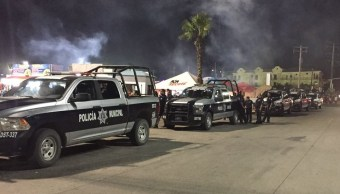 Turista estadounidense asesina a policía de Los Cabos