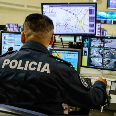 Frustran asalto a cuentahabiente mediante cámaras en la colonia Roma