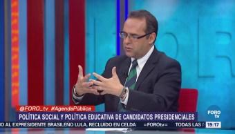 Política Social Política Educativa Candidatos Presidenciales