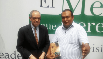 Presentan el libro El México que merecemos, de Meade