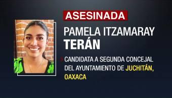Presidente PRI Condena Asesinato Pamela Itzamaray Terán