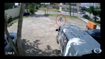 Analizan videos que captaron a homicidas de Fernando Purón