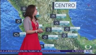 Prevén calor de más de 45 grados en norte de México