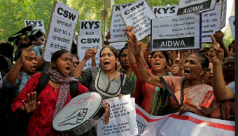 Cinco activistas son raptadas y violadas en India