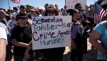 Unicef denuncia a EU por separar a ninos inmigrantes
