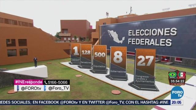 Otros Cargos Eligen Domingo Elecciones 2018