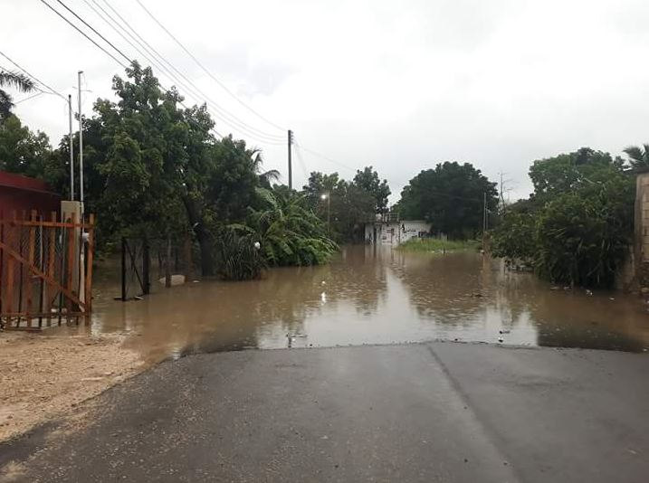 lluvias inundaciones yucatan quintana roo sistemas