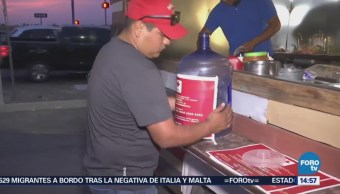 Guatemalteco Vive Texas Dona Ganancias Damnificados Volcán