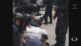 Reabren avenida Tláhuac tras operativo por balacera