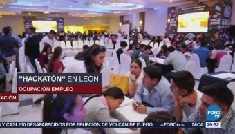 Realizan Hackatón en León Guanajuato