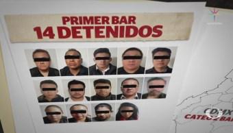 Realizan operativo en bares de La Condesa
