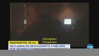 Reclaman a Nielsen por separación de familias migrantes