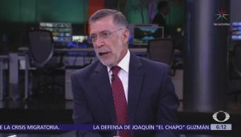 René Delgado: México requiere política de seguridad que reponga la paz