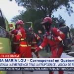 Rescatistas Siguen Buscando Sobrevivientes Tras Erupción Volcán De Fuego