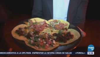 Restaurantes parisinos exponen gastronomía mexicana