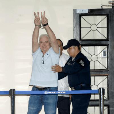 Regresa Martinelli a la prisión El Renacer, tras hospitalización