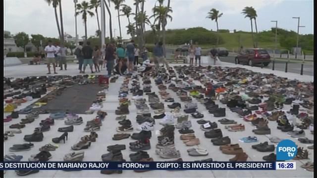 Rinden Homenaje Víctimas Huracán María Puerto Rico