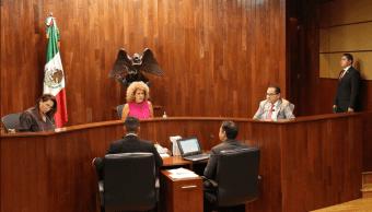 TEPJF resuelve multas para distintos organismos políticos