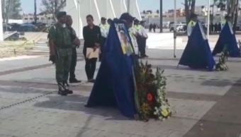 rinden homenaje policias guanajuato transito emboscados