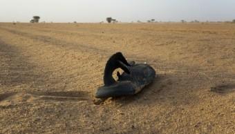 Argelia, Abandona, Migrantes, Sahara