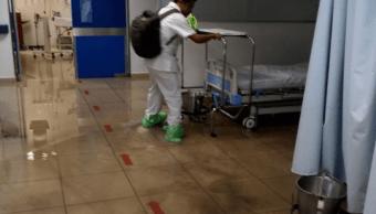 Lluvias intensas de 'Carlotta' causan inundaciones en Tehuacán, Puebla