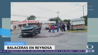 Se registran enfrentamientos armados en Reynosa