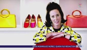 Se suicida la diseñadora Kate Brosnahan Spade